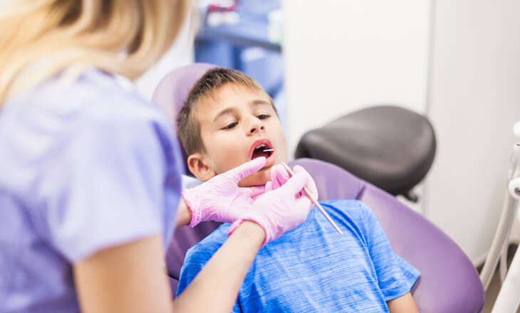 โรคฟันผุเริ่มต้นสามารถย้อนกลับได้